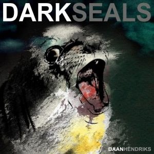 A very eerie-looking seal, ready to make a ridiculous noise that is sure to result in a good laugh.