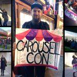 "CarouselConline: Go ""behind the Carousel"" on the net"