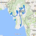 Guido Helbling – Myanmar Travel Log